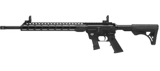 Freedom Ordnance FX-9 Semi-Auto Rifle, 9mm, Non-Restricted Carbine, 18.6″ Barrel