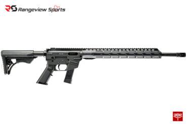 Freedom Ordnance FX-9 Semi-Auto Rifle, 9mm, Non-restricted Carbine, 18.6″ Barrel rangeviewsports canada