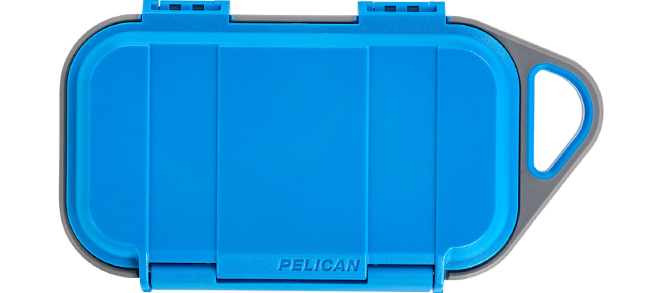 Pelican Go Case, G40, Blue