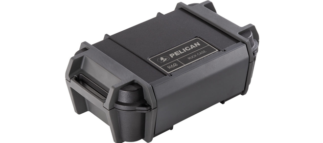Pelican Ruck Case, R60, Black
