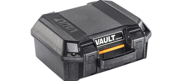 Pelican Vault V100 Small Case, Black