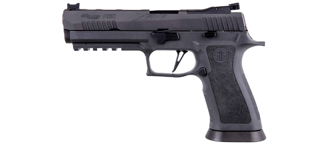 Sig Sauer P320 X-FIVE (X5) Legion Semi-Auto Pistol, 9x19mm