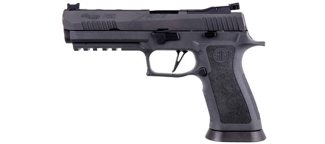 Sig Sauer P320 X-FIVE (X5) Legion Semi-Auto Pistol, 9x19mm