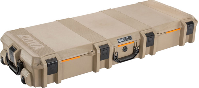 Vault V730 Tatical Rifle Case, Tan