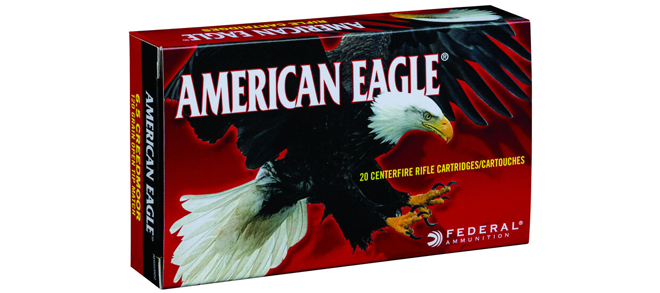 Federal American Eagle, 6.5 Creedmoor, 120gr Open Tip Match, Ammunition