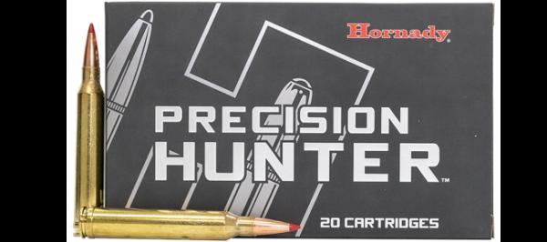 Hornady Precision Hunter 7mm STW, 162gr, ELD-X