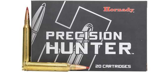 Hornady Precision Hunter 7mm STW, 162gr, ELD-X