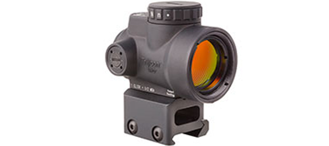 Trijicon MRO Red Dot Sight, 2 MOA, Full Co-Witness Mount