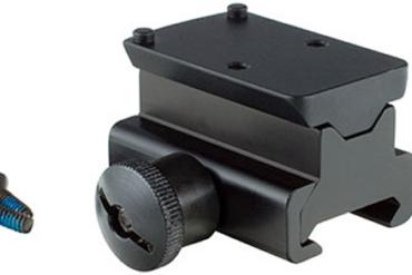 Trijicon RMR/SRO Picatinny Rail Mount Adapter, Colt Knob