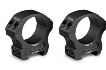 Vortex Pro Series Riflescope Rings, 1 inch, Low