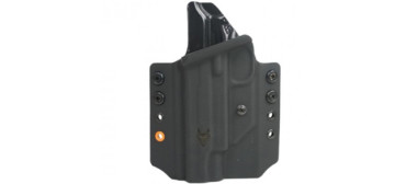 Gray Fox Strategic Gryphon Glock 17/22 LH Holster- Black