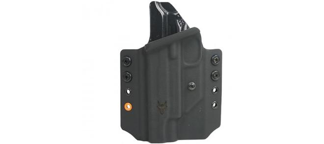 Gray Fox Strategic Gryphon Glock 17/22 LH Holster- Black