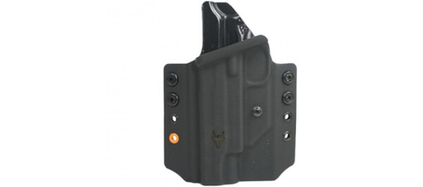 Gray Fox Strategic Gryphon CZ Shadow 2 LH Holster- Black