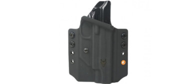 Gray Fox Strategic Gryphon Glock 17/22 RH Holster- Black