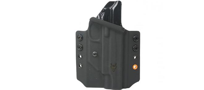 Gray Fox Strategic Gryphon Glock 17/22 RH Holster- Black