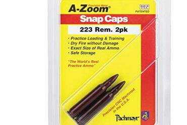 A-Zoom .223 Rem Snap Caps 2PK