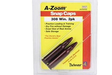 A-Zoom .308 Win Rem Snap Caps 2PK