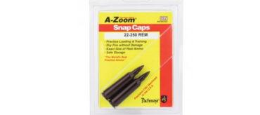 A-Zoom 22-250 Snap Caps 2PK