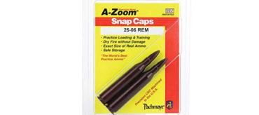 A-Zoom 25-06 Rem Snap Caps 2PK