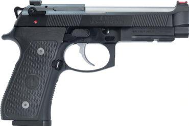 "Beretta 92 Elite LTT 9mm, 4.7"" - Stainless Barrel"