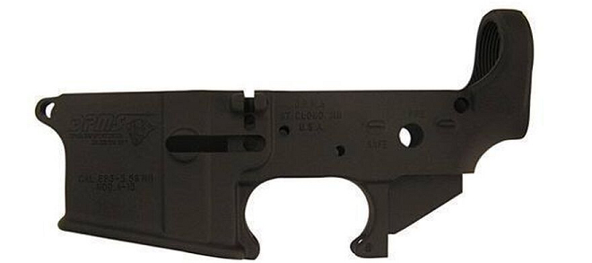 DPMS Panther AR-15 Stripped Lower Receiver