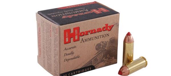 Hornady 500 S&W Mag 300gr FTX - 20rds