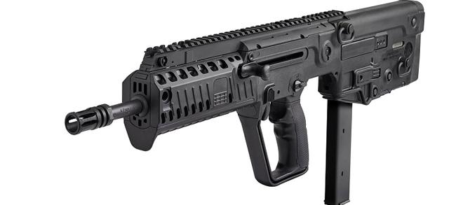 IWI Tavor X95 9mm - Black