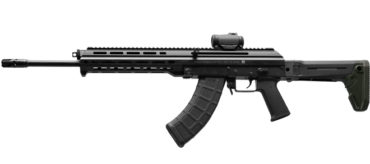 M + M Industries M10x DMR 18.6 7.62x39 Rifle Non-restricted in Black Rangeview Sports Canada