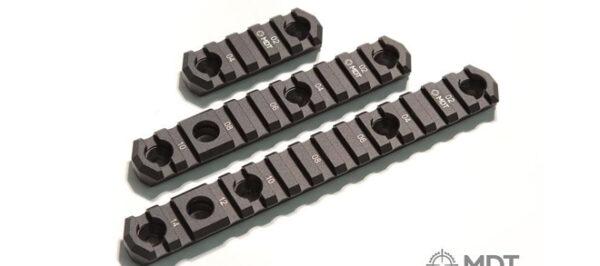 """MDT Aluminium Picatinny M-LOK Rail 3.15""""(7 Slots)"""
