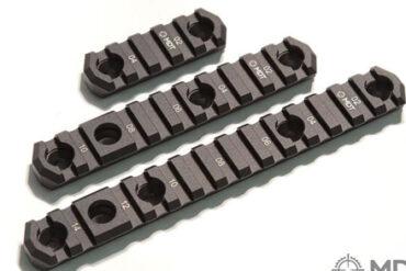 MDT Aluminium Picatinny M-LOK Rail 5.5(12 Slots)