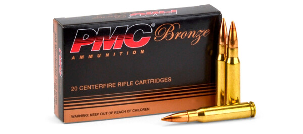 PMC .308 WIN 147gr - 500rds Bulk Box