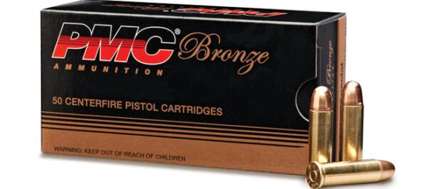 PMC Bronze .38 Special 132gr FMJ - 50rds