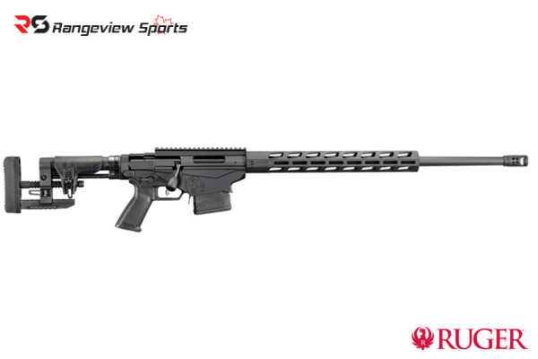 Ruger Precision Rifle Gen 3 6.5 Creedmoor 24″ Barrel rangeviewsports canada