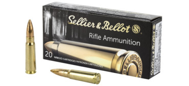 Sellier & Bellot 7.62x39 123gr SP