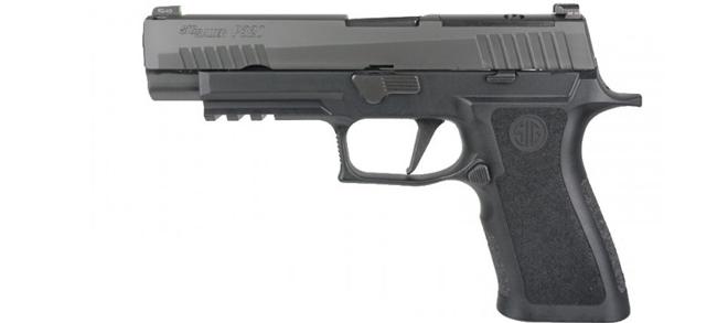 "Sig Sauer P320 Pro Series Pistol - 9mm, 4.7"" Barrel, X-RAY3 Sights, Optics Ready"