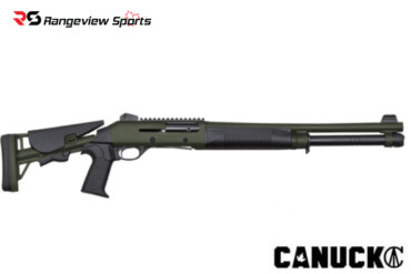 Canuck Shotgun Semi Auto Model Operator – Combo, Green Rangeviewsports Canada