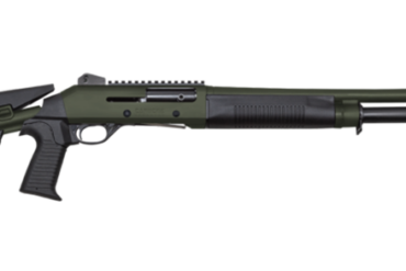 Canuck Shotgun Semi Auto Model Operator - Combo, Green
