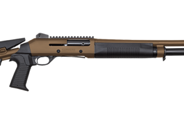 Canuck Shotgun Semi Auto Model Operator - Combo, Tan
