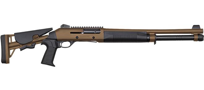 Canuck Shotgun Semi Auto Model Operator - Combo, Tan
