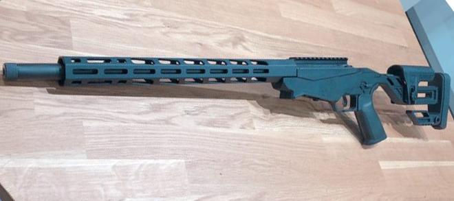 Ruger Precision Rimfire Bolt Action Rifle .22 LR