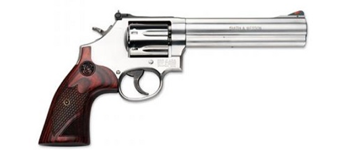 Smith & Wesson 686 Deluxe Revolver, 7-Shot, 6- Rangeview sports canada