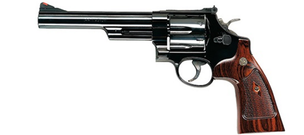 "Smith & Wesson M29 .44 Magnum, 6.5"" Barrel - Blued"