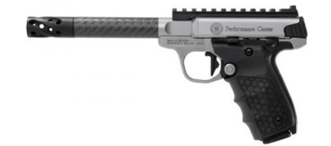 Smith & Wesson SW22 Victory Carbon Fiber Barrel, 5.5""