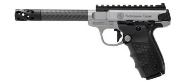 "Smith & Wesson SW22 Victory Carbon Fiber Barrel, 5.5"""