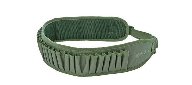 Beretta Gamekeeper 12Ga Cartridge Belt – Green