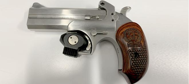 Bond Arms Snake Slayer 4 45LC/410GA