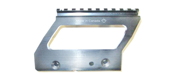 CSA NS VZ58 One Piece Side Scope Mount