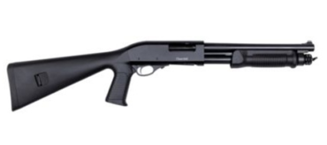 Churchill Pump 12ga 3-12.6- Barrel, Synthetic Stock, Pistol Grip Rangeview sports Canada