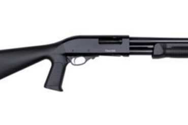 Churchill Pump 12ga 3-12.6- Barrel, Synthetic Stock, Pistol Grip Rangeview sports Canada