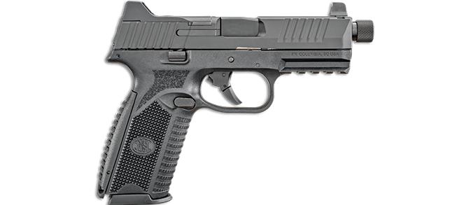 FNH FN 509 Tactical 9mm, Blackk rangeview sports canada